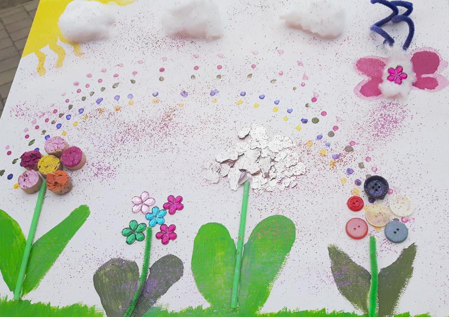 Steffis-Hits-for-Kids_Galerie_Basteln_Glitzer
