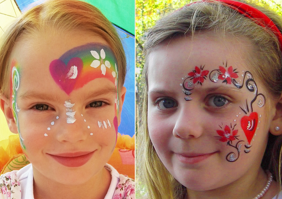 Steffis-Hits-for-Kids_Galerie_Kinderschminken_Doppelherz