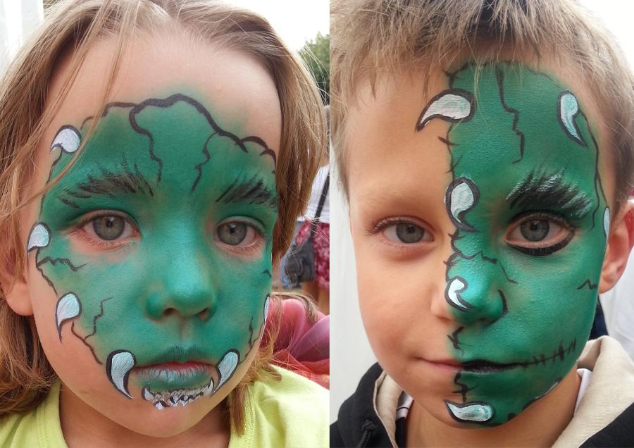 Steffis-Hits-for-Kids_Galerie_Kinderschminken_Monster