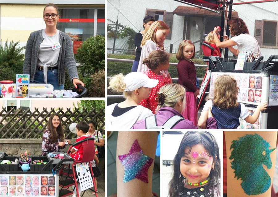 Bachgassenfest Auerbach 2019