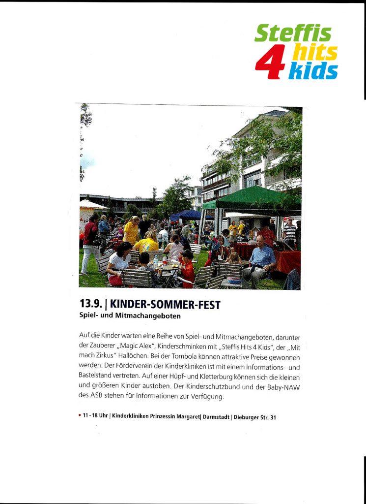 Steffis-hits-for-kids_Presse_Sommerfest_Kinderklinik_Darmstadt