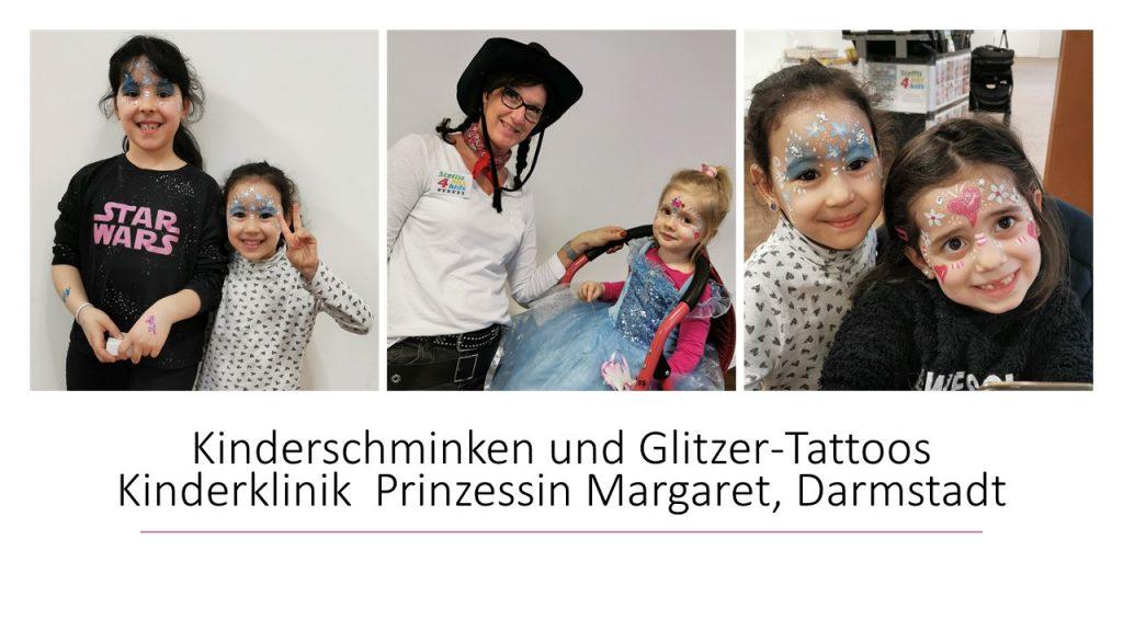 Kinderschminken Darmstadt
